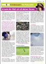 Wurzeltrapp im Mainkind Magazin September 2012 - Serie Erdwissen